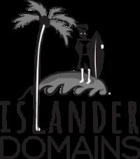 Islander Domains logo